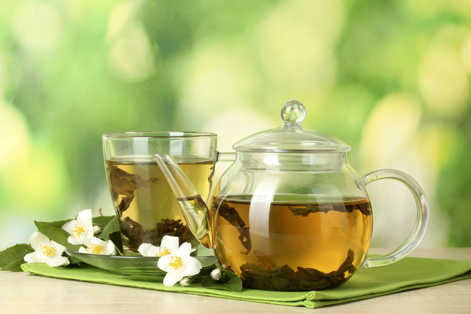 BENEFITS OF GREEN TEA FOR THE HUMAN BODY